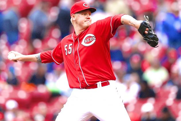 Cincinnati Reds' Starting Rotation Is the Best in MLB