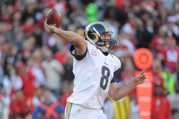 Oklahoma Native Sam Bradford Witnesses Another Natural Disaster