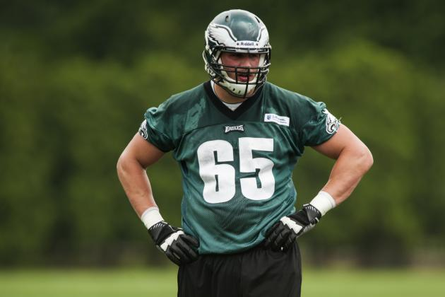 It Could Take Some Time for Lane Johnson to Excel in Philadelphia