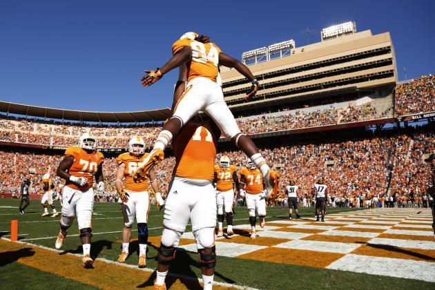 Jones Confident in Tennessee's Strength Staff