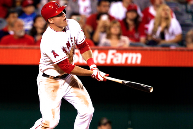 Mike Trout's Cycle and MLB's Top 5 Individual Performances of the 2013 Season