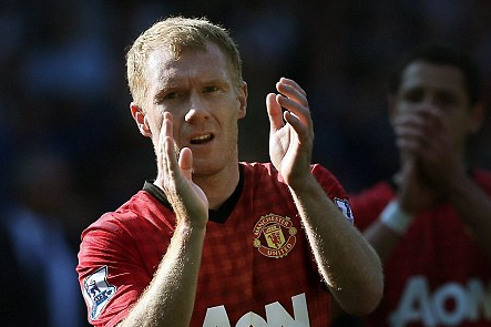 Scholes to Return to Old Trafford in Charity Match