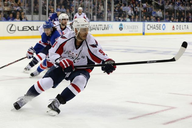 Should the Capitals Re-Sign Mike Ribeiro?