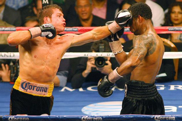 Floyd Mayweather Should Seek out Saul 'Canelo' Alvarez for September Fight