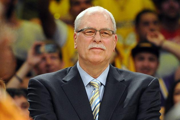 Phil Jackson's Next Job Should Be with the Los Angeles Clippers