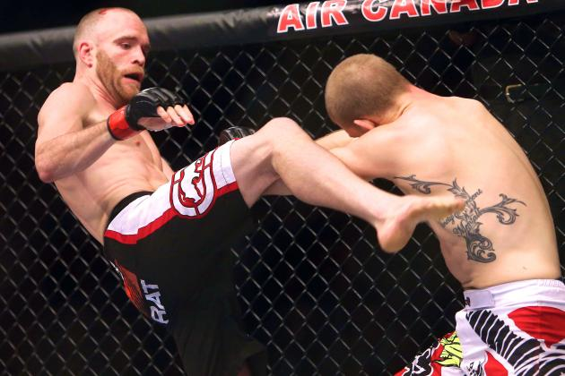 T.J. Grant Wants to Paint Another Violent Masterpiece to Earn a UFC Title Shot