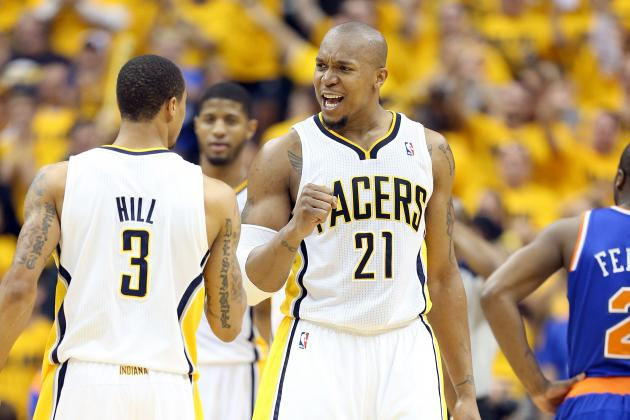 Why David West Is a Better Fit Than Kevin Garnett for LA Clippers' Future