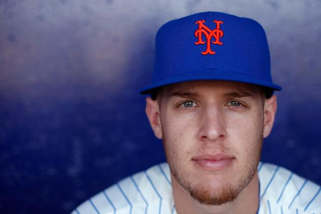 Zack Wheeler Pitches Five Innings in Return to the Mound