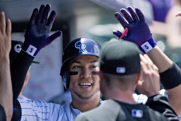 Rockies 4, Diamondbacks 1