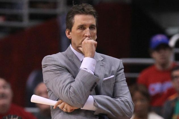 Vinny Del Negro Packs Up Belongings and Thanks Clippers Again
