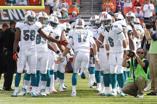 Miami Dolphins: Offseason Has Changed Perception of Fins, but That's Not Enough