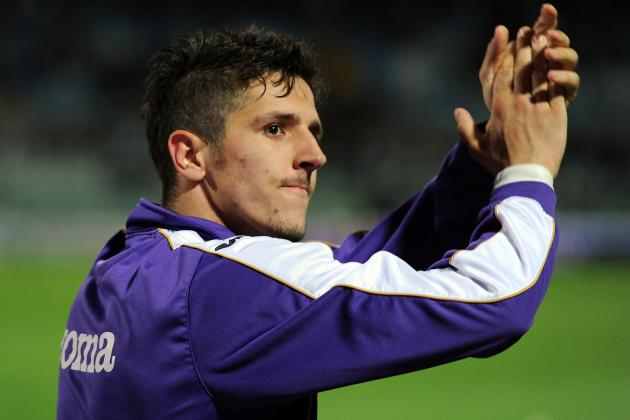 Arsenal Transfer Rumors: Why Gunners Need Backup Plan for Target Stevan Jovetic