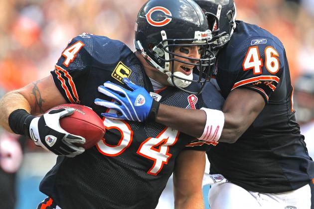Recapping Brian Urlacher's Hall of Fame Career