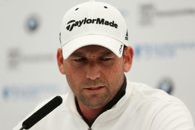 Sergio García's Racist Taunt at Tiger May Cost Spaniard Millions