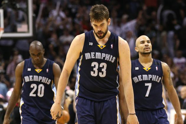 NBA Playoffs 2013: Don't Count Out Battered Grizzlies vs. Spurs