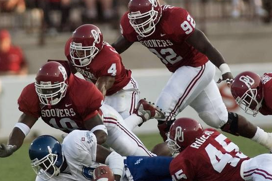 Sooner Football Teammates, Coaches United Again, in Tragedy