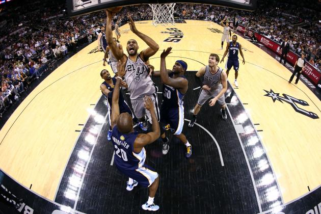 Memphis Grizzlies vs. San Antonio Spurs: Game 3 Preview and Predictions