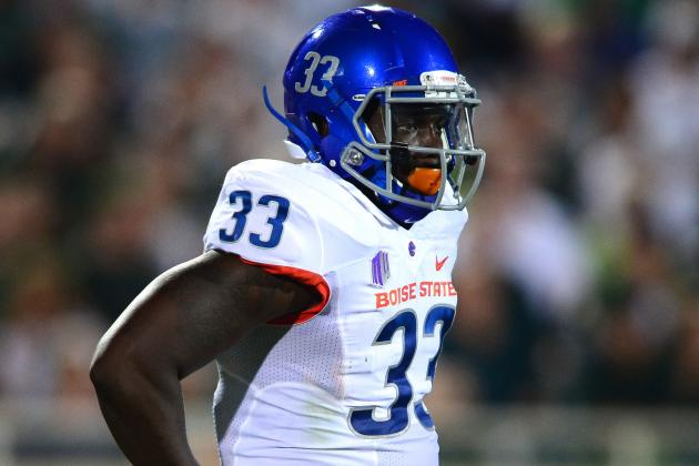 Former Boise State LB Smith Goes to Cleveland