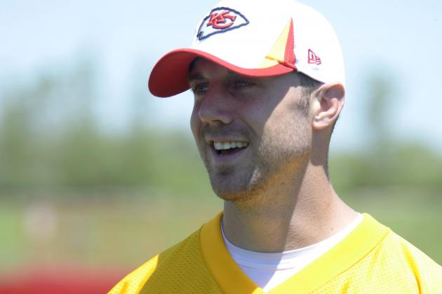Alex Smith Prefers to Focus on Wins Not Stats