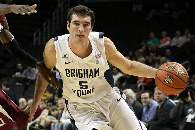 BYU's Ambrosino Will Not Return in 2013-14