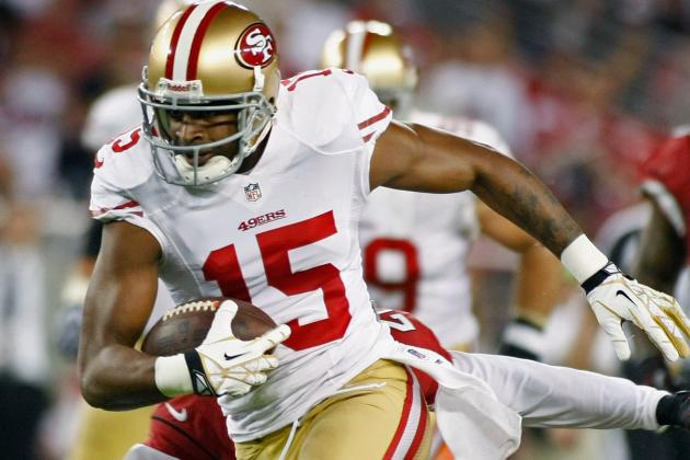 Harbaugh: Crabtree Expected to Return in 2013