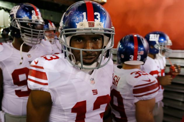 Ramses Barden Close to Resigning with Giants