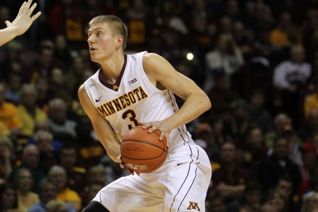 Gophers Basketball Player Wally Ellenson a Track Star, Too