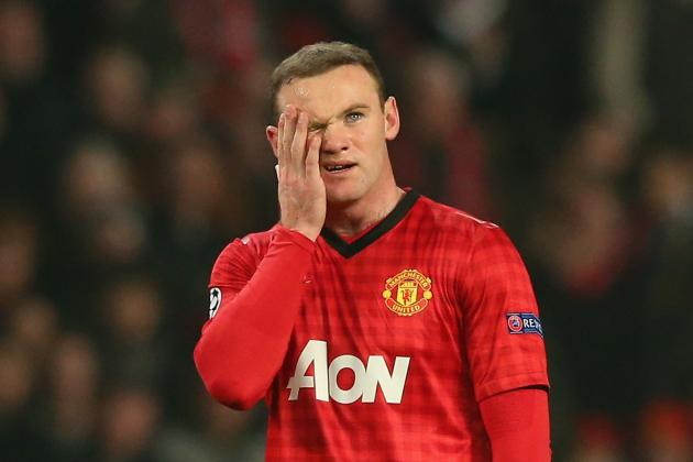 In PSG, Man U Now Has Somebody to Rid Them of Rooney Drama