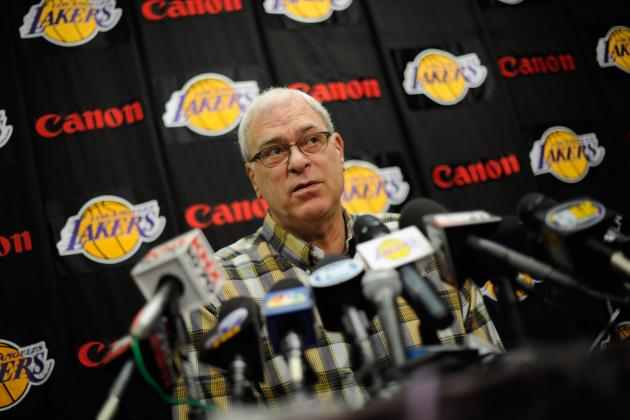 Phil Jackson Takes over the World...Because He Can
