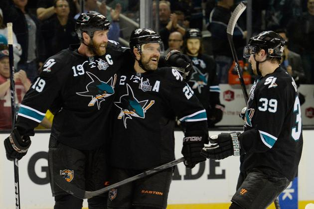 Sharks vs. Kings: San Jose Clearly in Charge Heading into Pivotal Game 5
