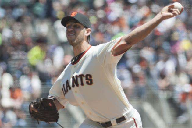 This May Just Be the Beginning for Bumgarner, Harper