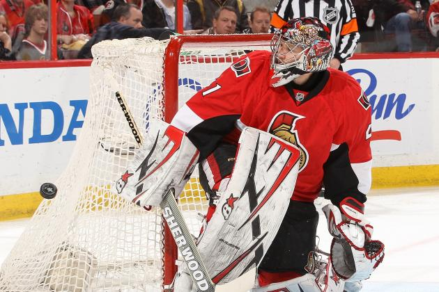 Anderson Is Out. Lehner Is In.