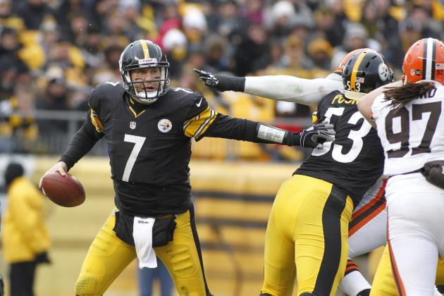 What Do the Pittsburgh Steelers Need to Do to Compete in the AFC North in 2013?