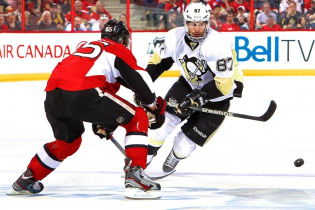 Penguins vs. Senators Game 4: Score, Twitter Reaction and Analysis