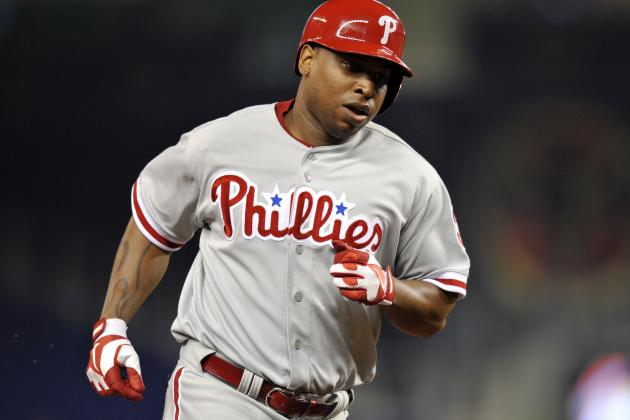 Phillies Sink Marlins Behind Delmon Young, Lee