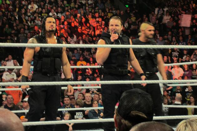 The Shield's Domination of WWE Has Only Just Begun