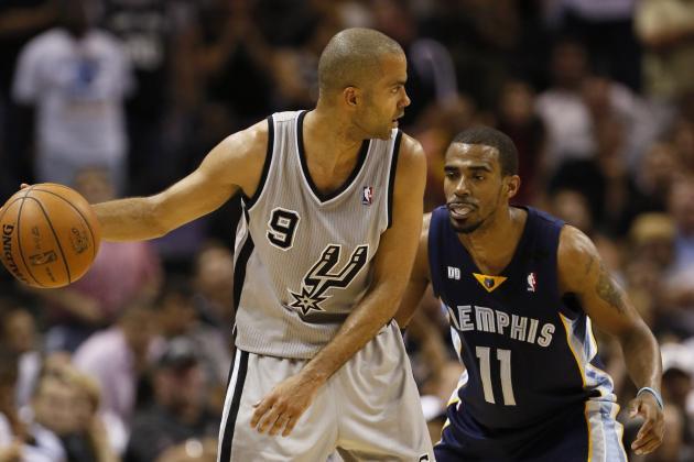 Comparing Grizzlies' and Spurs' Chances Against Miami Heat