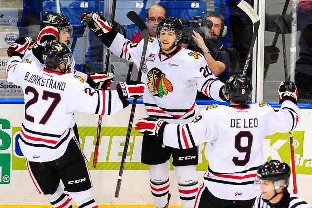Memorial Cup 2013: Saskatoon vs. Portland Recap, Updated Bracket and More