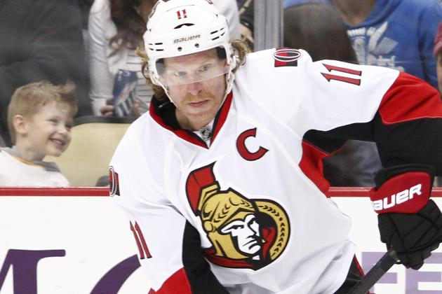 Daniel Alfredsson on If Senators Can Come Back: 'Probably Not'