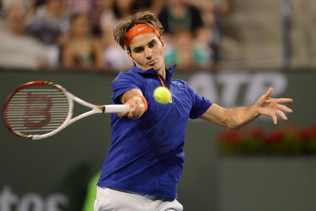Roger Federer Should Feel Confident Going into French Open Despite Rome Loss