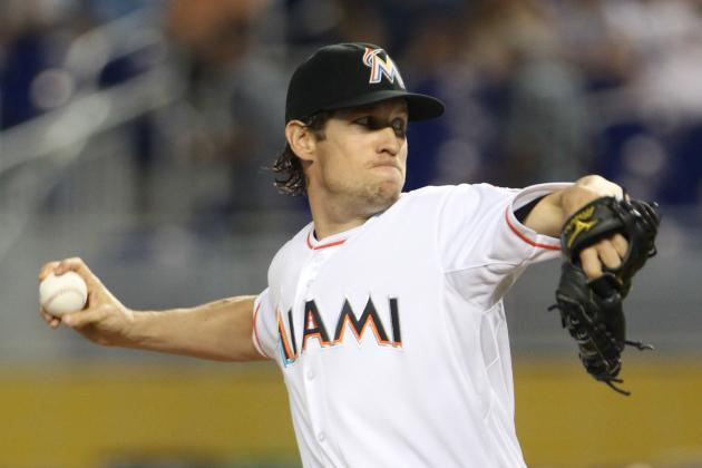 Slowey Latest to Catch Marlins' Injury Bug