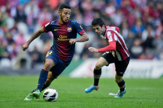 Manchester United Transfer Rumors: United Shouldn't Move for Thiago Alcantara