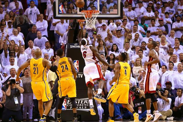 Pacers vs Heat Game 1: Live Score, Highlights and Analysis