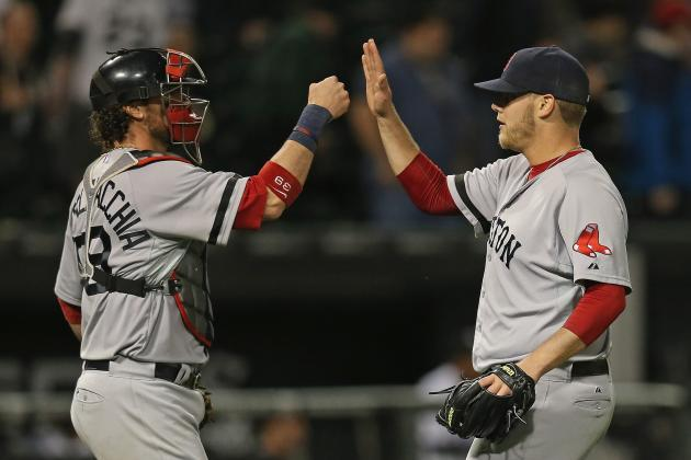 Buchholz Dominates, Leading Red Sox to 6-2 Win over White Sox