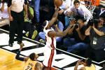 Video: LeBron Hits Game-Winning Layup in OT