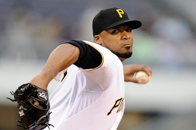 Liriano Leads Pirates to 1-0 Victory over Cubs