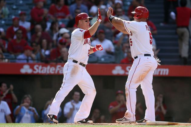 Angels Run Winning Streak to Four Games by Pounding Mariners, 7-1