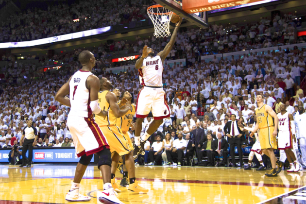 Indiana Pacers vs. Miami Heat: Game 1 Score, Highlights and Analysis