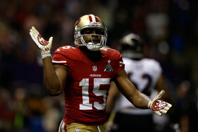 How San Francisco 49ers Losing Michael Crabtree Still Leaves Room for Optimism