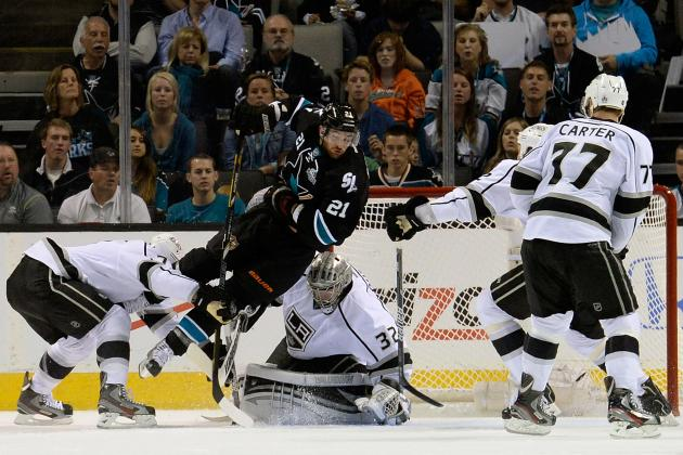 NHL Playoffs 2013: Should the Los Angeles Kings Be Worried Heading into Game 5?